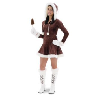 Eskimo Sweetheart Teen Costume
