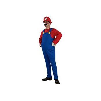 Mario Deluxe Adult Costume