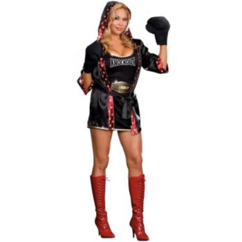 TKO: Total Knock Out (Convertible) Plus Adult Costume