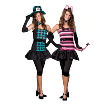 Mad About You (Reversible) Teen Costume