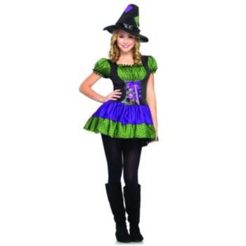 Hocus Pocus Witch Teen Costume