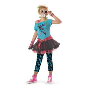 80s Valley Girl Child Costume