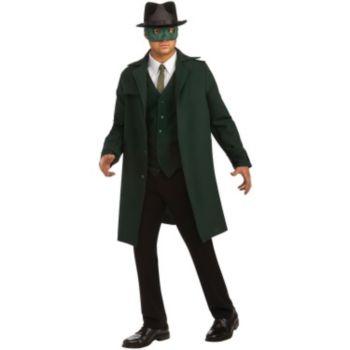 Green Hornet Deluxe Adult Costume
