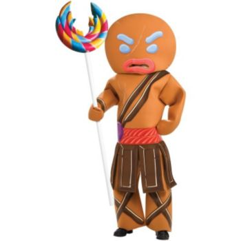 Shrek Forever After - Gingerbread Warrior Adult Costume