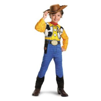 Toy Story - Woody Classic ToddlerChild Costume