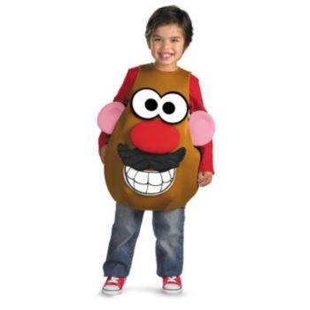Mr. Potato Head Deluxe ToddlerChild Costume