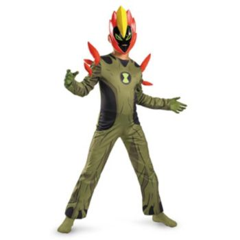 Ben 10 Swampfire Classic Child Costume