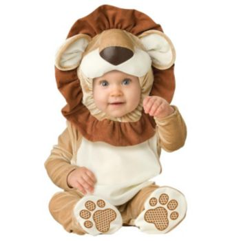 Lovable Lion InfantToddler Costume