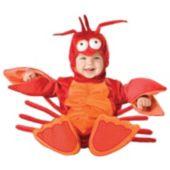 Lil Lobster Infanttoddler Costume