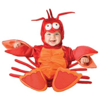 Lil Lobster InfantToddler Costume