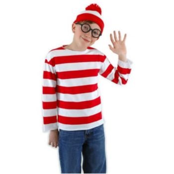 Where's Waldo Costume Set - Child