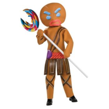Shrek Forever After-Gingerbread Warrior Child Costume