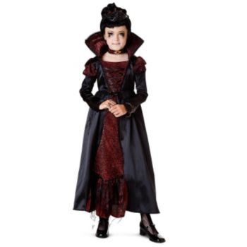Transylvanian Vampiress Child Costume