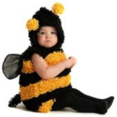 Stinger Bee Infanttoddler Costume