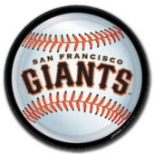 "SF Giants 9"" Plates - 18 Pack"