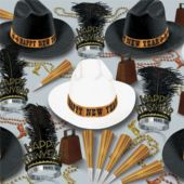 Western Night New Year Kit for 50
