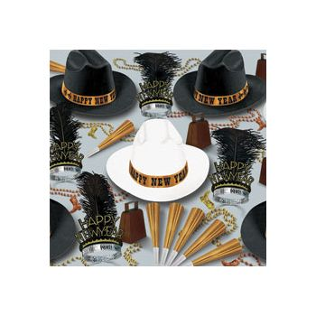 Western Nights  New Year's Kit for 50