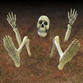 Lawn Skeleton