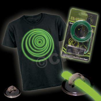 Green Lumi Lite Costume Kit