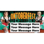 Bavarian Gals Custom Banner (Variety of Sizes)
