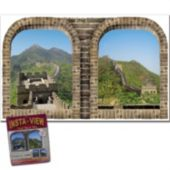 Great Wall Of China View Decoration