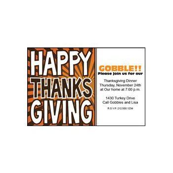 Thanksgiving Burst