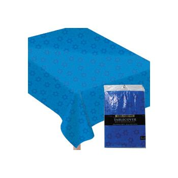 HANUKKAH VINYL TABLE COVER