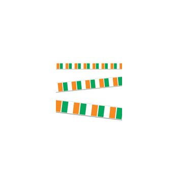 IRISH FLAG PARTY ROLL