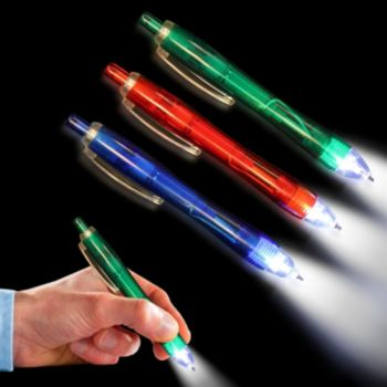 Green LED Pen