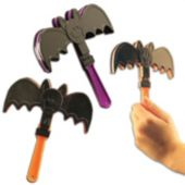 Bat Shape Clapper- 12 Pack