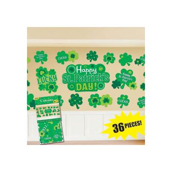 ST. PATRICK'S DAY CUTOUTS