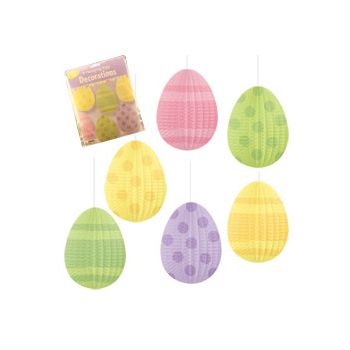 EASTER EGG HANGING DECORATION