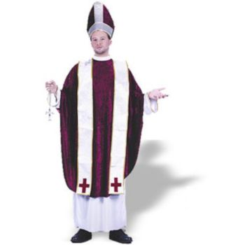 Cardinal  Adult Costume