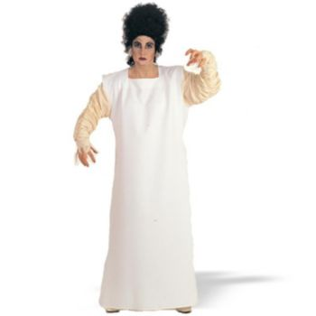 Universal Studios Monsters  Bride of Frankenstein Plus  Adult Costume