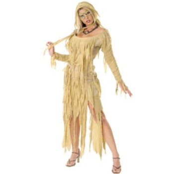 Adult Mummy Queen Costume