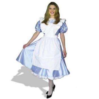 Alice Plus  Adult Costume
