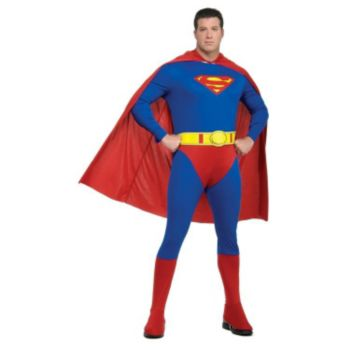 Superman Plus Adult Costume