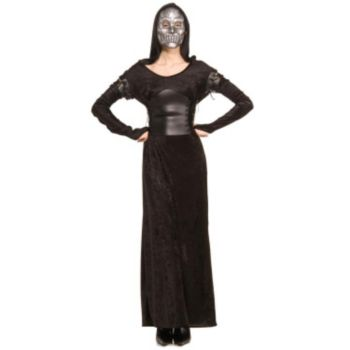Harry Potter Female Death Eater Adult Costume