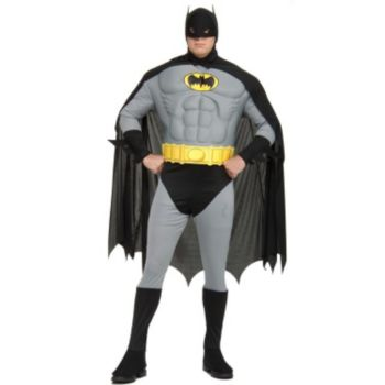 Muscle Chest Batman Plus Costume