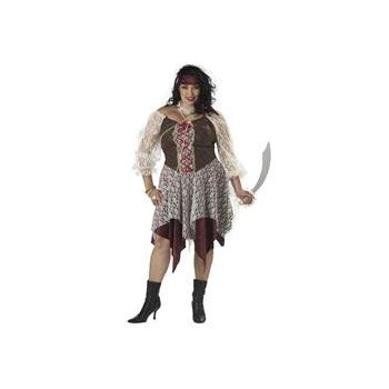 South Seas Siren Adult Plus Costume