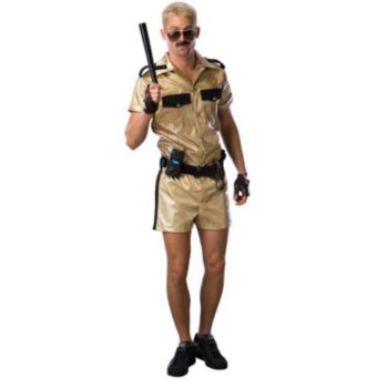 Reno 911 Deluxe Lt. Dangle Adult Costume