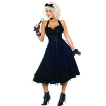 Material Girlie Adult Costume