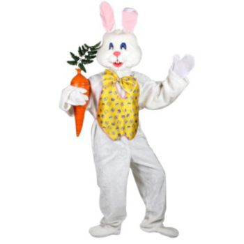 Deluxe Easter Bunny Adult Costume
