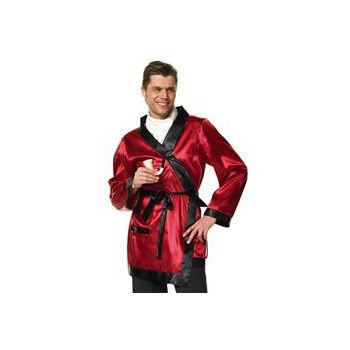 Smoking Jacket Adult Costume Set