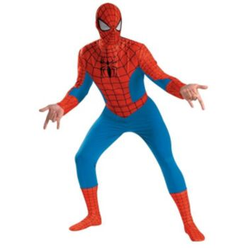 Spider-Man Deluxe Adult Costume