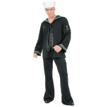 South Sea Sailor Adult Costume