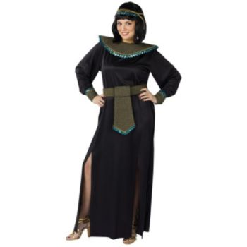 BlackGold Cleopatra Adult Plus Costume