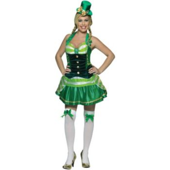 Shamrock Sweetheart Adult Costume