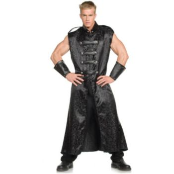 Anime Tunic (Black) Adult Costume