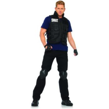 SWAT Commander Adult Costume